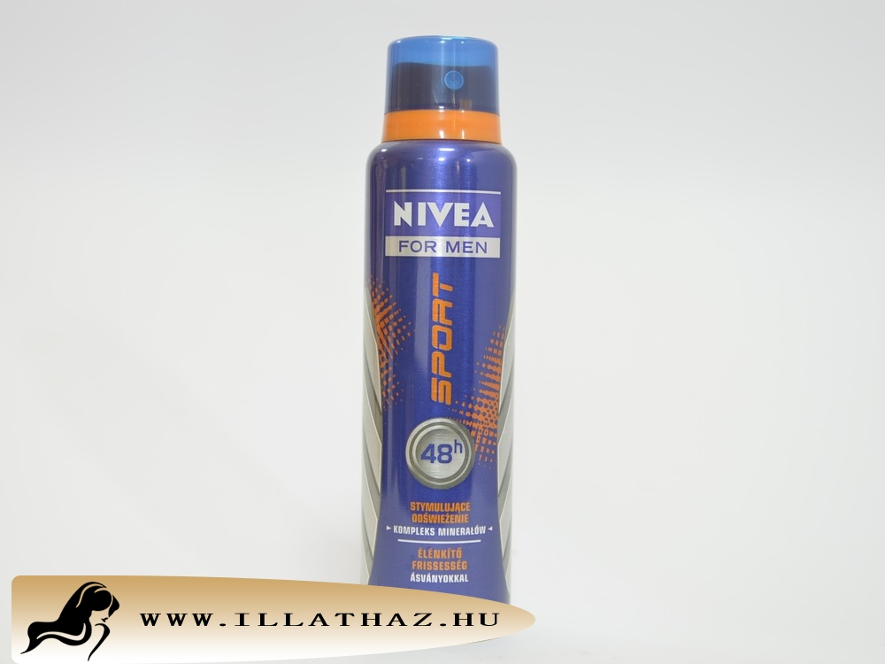Nivea men deo spray sport