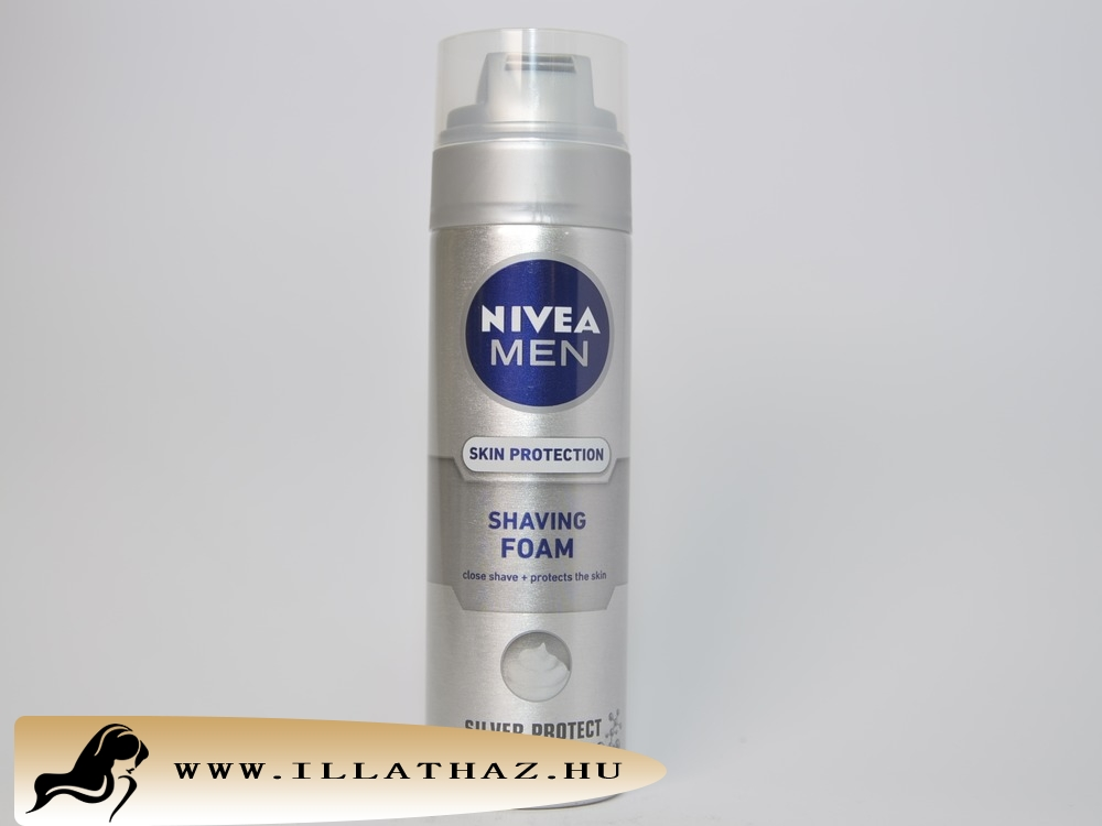 Nivea men borotvahab skin protection