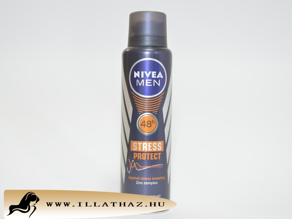 Nivea men deo spray stress protect
