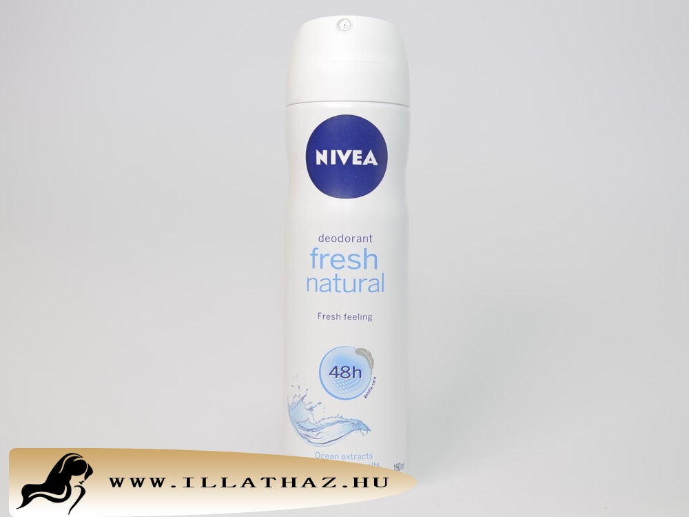 Nivea dezodor fresh natural