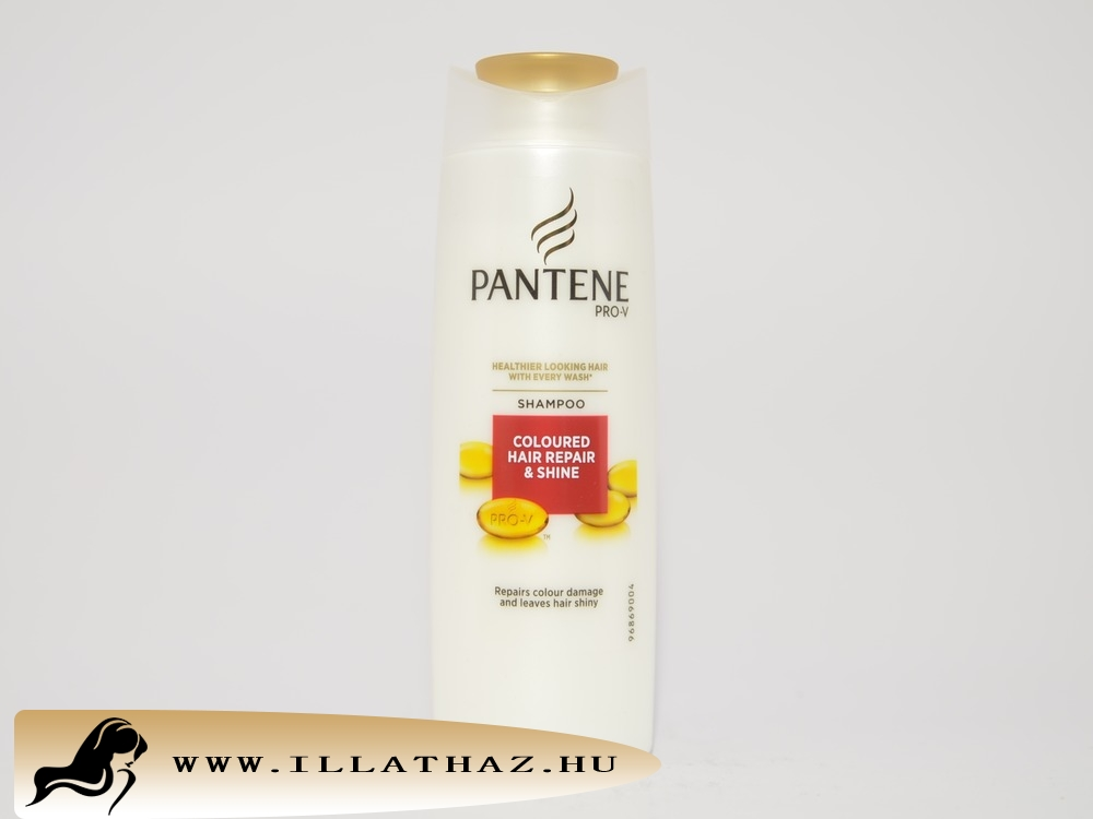 Pantene pro-v sampon coloured hair repair & shine