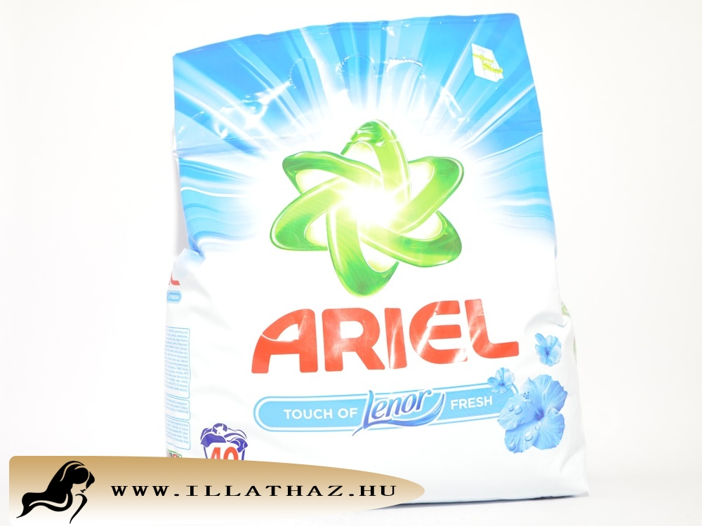 Ariel mosópor touch of lenor fresh
