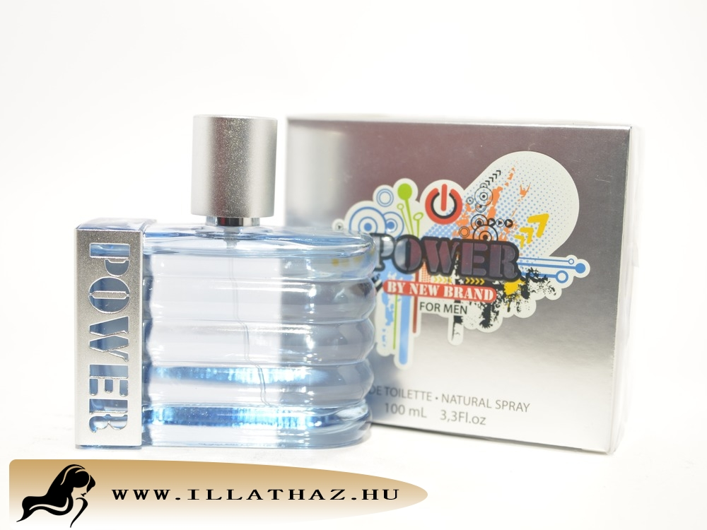 New Brand edt power for men