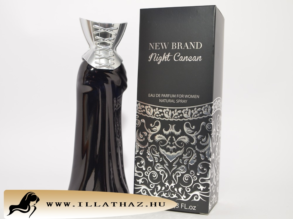 New Brand edp night cancan for women