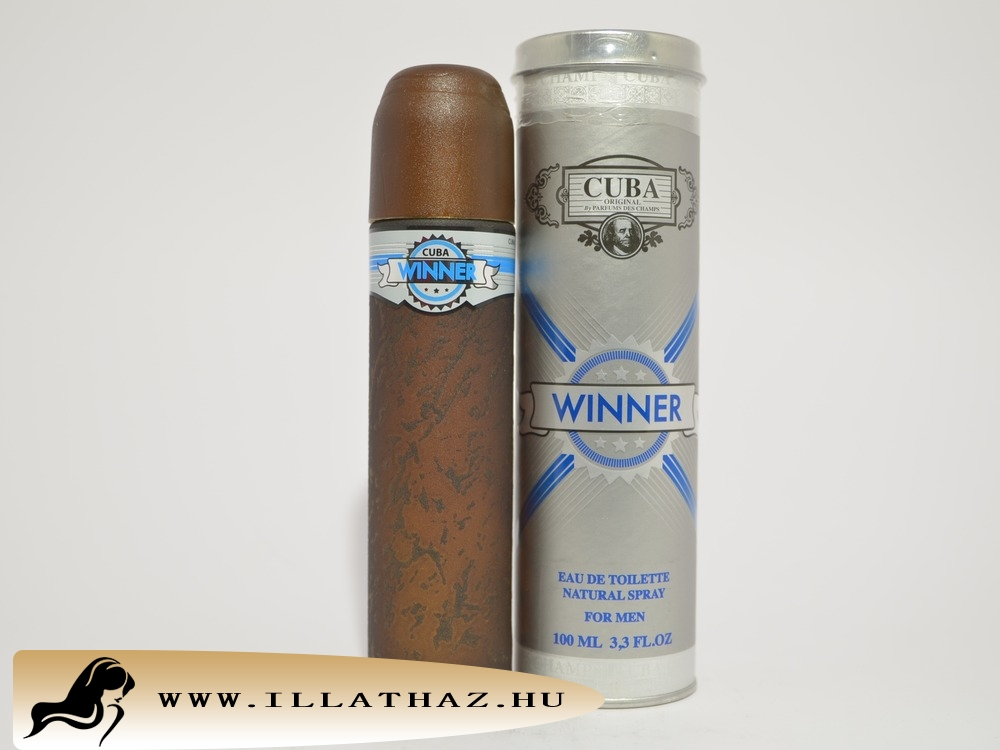 Cuba edt winner for men