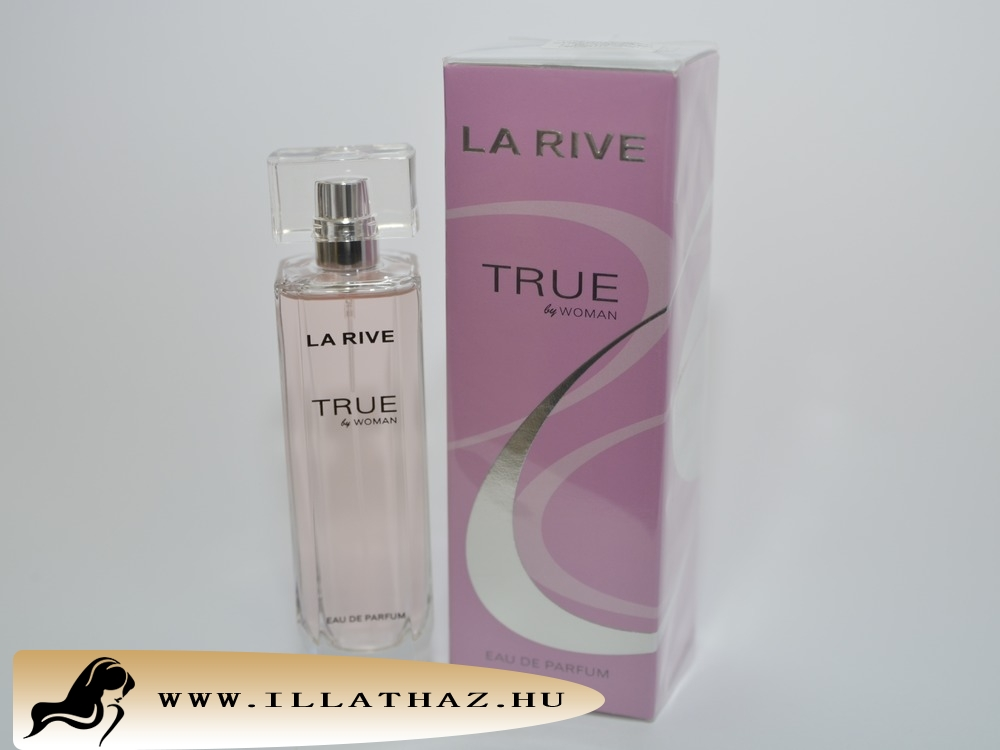 LA RIVE edp True woman
