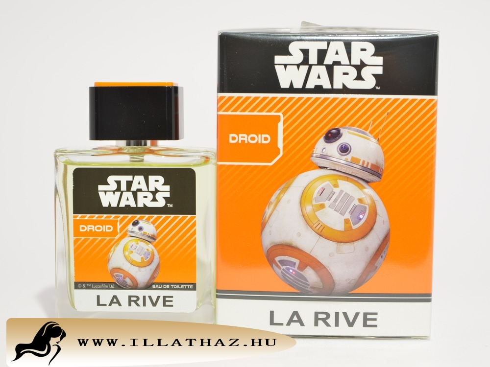 LA RIVE edt star wars droid