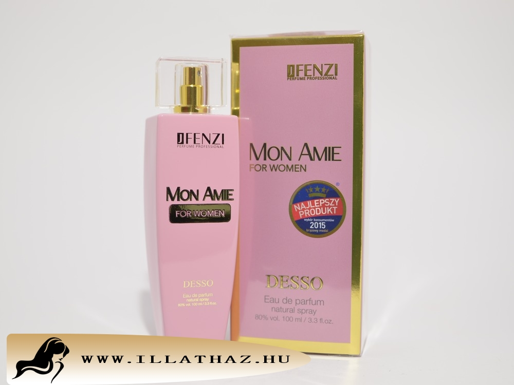 JFenzi edp mon amie for women