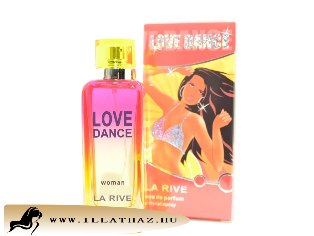 LA RIVE edp love dance for woman