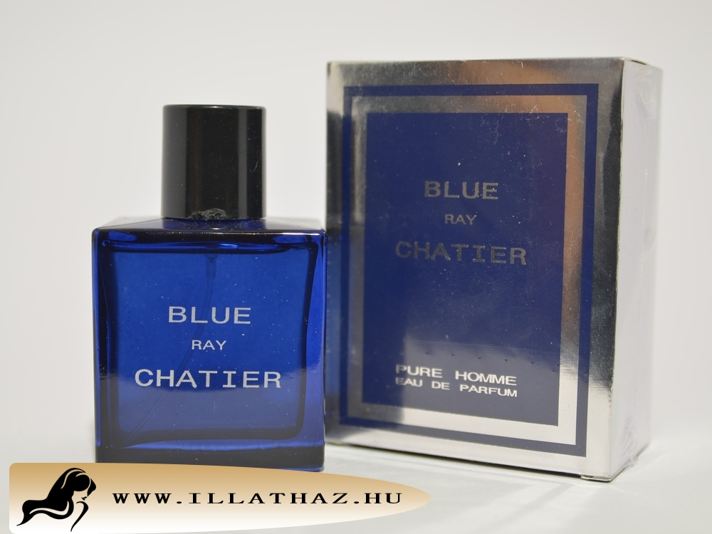 Chatier edp blue ray chatier pure homme
