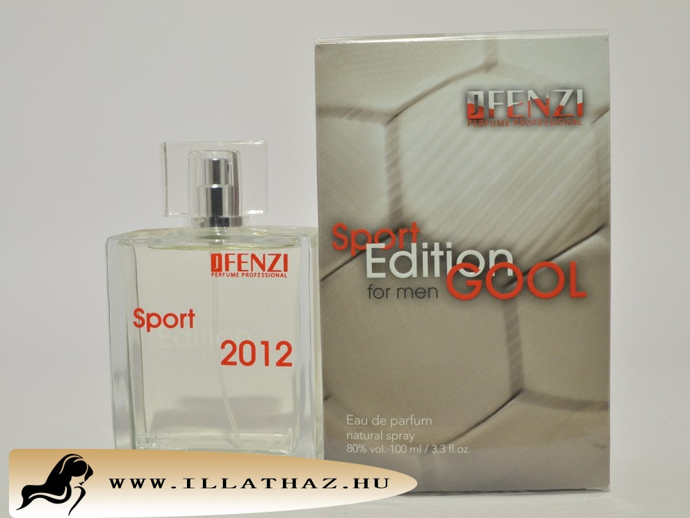 JFenzi edp sport edition cool for woman