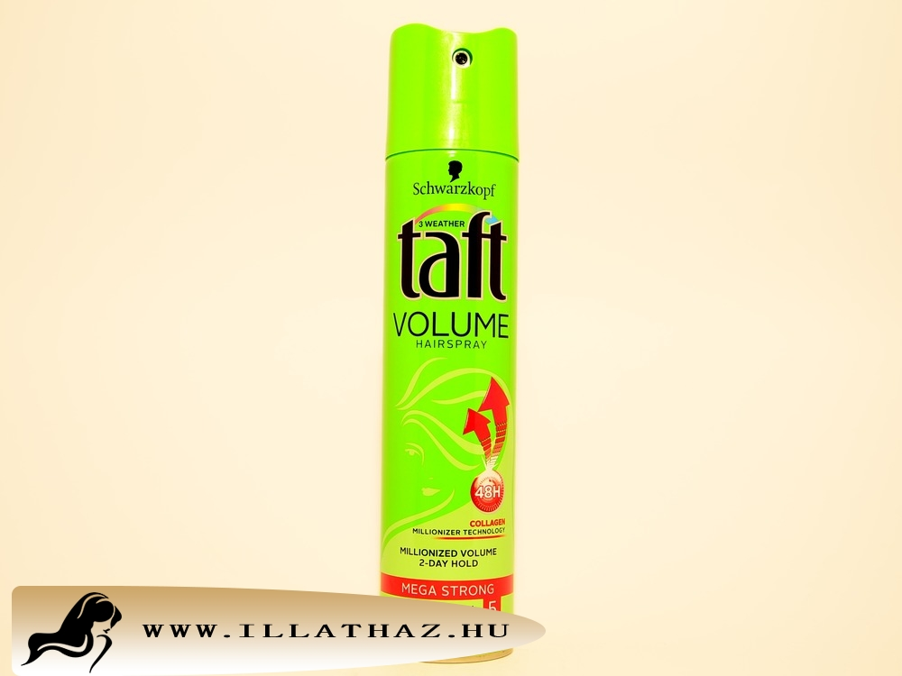 Taft hajlakk volume mega strong